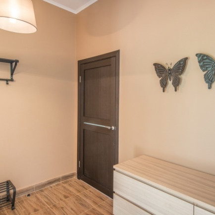 ЖК Близкое, отделка, комната, квартира, коридор, холл